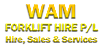 Wam Forklift Hire